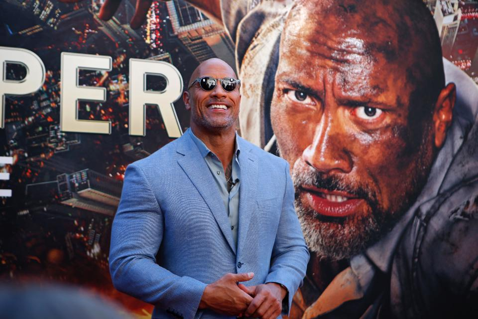 Surprise! Why Dwayne Johnson's 'Skyscraper' Is Actually A Box Office Hit
